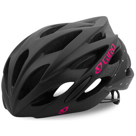 Giro Sonnet Mips Helmet matte black/bright pink